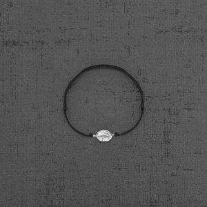 دستبند نقره BR1007،فروشگاه نقره اسپینل