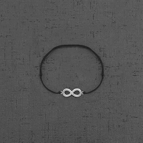 دستبند نقره BR1008،فروشگاه نقره اسپینل